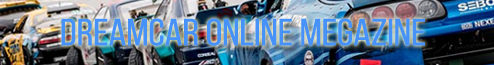 Dreamcar Online Magazine - News on cars and racing